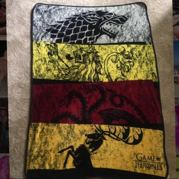 Bedding Game Of Thrones Blanket Poshmark